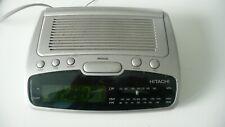 vintage hitachi radio/clock/alarm mains