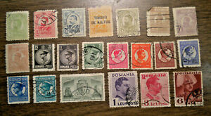 Romania collection: Sc # 207 to 1556 + Official, Semi, Air, Due & Tax, 96 stamps
