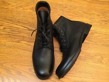 FRYE TYLER WOMENS LACE UP ANKLE LEATHER BOOTS NEW SIZE 8
