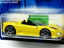 Hot Wheels 2006 New Models FERRARI F430 SPIDER (Yellow) #033