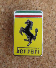 Ferrari Car Metal / Enamel Lapel Pin Badge