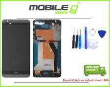 ECRAN LCD + VITRE TACTILE + CHASSIS FRAME pour HTC DESIRE 820 NOIR + OUTILS