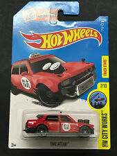 2016 Hot wheels Time Attaxi 的士 172/250 HW City Works Track Stars 7/10 carded