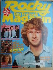 ROCKY 45- 5.11. 1979 (2) P. Maffay Donna Summer-XL Brooke Shields Police Cassidy