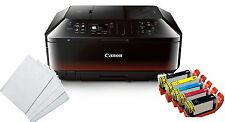 Edible Canon MX922 Wireless Printer Bundle With 5 Edible Ink 100 Wafer Sheet