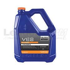 Polaris OEM Snowmobile/PWC VES II Full Synthetic Gold Oil Gallon 2877883