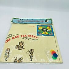 Vintage Alice in Wonderland Spin Game Merrimack Publishing A3627 Hong Kong