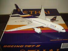 """JC Wings 200 Thai Airways TG B787-8 Dreamliner """"2000s color"""" 1:200 DIECAST"""