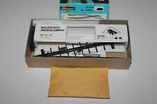 Ho Scale Athearn 5070 McCloud River Co. 50' Double Door Boxcar 2110 C3568