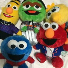 SHINee SHINee × SESAME STREET BIG Plush Doll Toy 5 types Complete set
