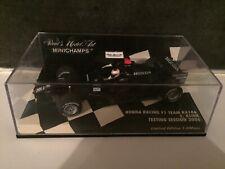 Honda RA106 Klien Test Session F1 2006 Minichamps 1/43