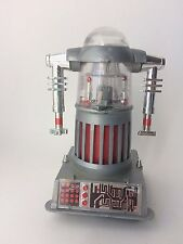 Vintage Zeroid Red Robot Action Figure Toy Star Team 1977