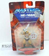 MOTU, He-Man mini figure, 200x, Masters of the Universe, MOC, MISB, NIP, sealed
