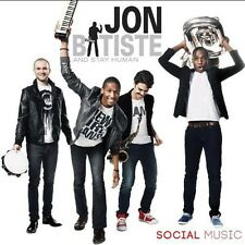 Jon Batiste, Jon Batiste & Stay Human - Social Music [New CD]