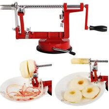 3 in 1 Apple Pear Peeler Slicer Corer Potato Cutter Parer Fruit Dicer Kitchen US