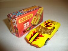 MATCHBOX SUPERFAST 33B DATSUN 126X - EXCELLENT in original BOX
