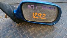 SUBARU STi DRIVER SIDE MIRROR in blue  # 1292