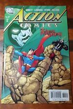 SUPERMAN in ACTION COMICS No 832 DEC;2005 COMIC DC * THE DEVIL YOU KNOW