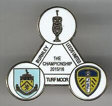 15/16 Burnley v Leeds United (Utd)