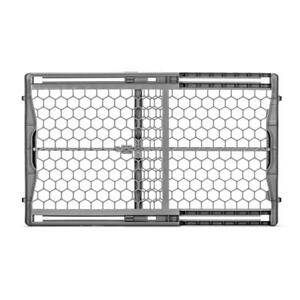 Regalo Easy Fit Plastic Adjustable Extra Wide Baby Gate 0723 DS
