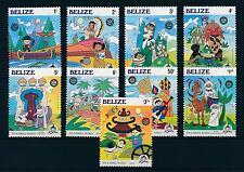[22170] Belize 1985 Disney Christmas 30 years Disneyland MNH
