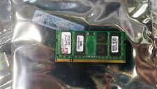 LAPTOP MEMORY IBM 40E8996 KINGSTON KTM-TP3840 1GB PC2-4200S DDR2 200PIN SODIMM