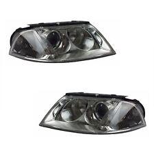 VW Passat Mk5 B5.5 Estate 12/2000-9/2005 Headlights Headlamps 1 Pair O/S & N/S