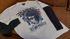 RARE! VTG! Bob Dylan Lucky Brand 'Times Changing' 1965 Concert Shirt! Sz M MINT!