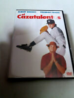 "DVD ""EL CAZATALENTOS"" MICHAEL RITCHIE ALBERT BROOKS BRENDAN FRASER"