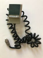 Turner JM+2/U Power Microphone Untested As Is/ For Parts Only