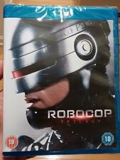 RoboCop Trilogy Collection (Blu-ray Box Set, Region Free) Brand NEW - Free S&H