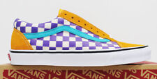 NIB VANS Men's Old Skool Thermochrome Rubber Checkerboard Low Top Sneakers Shoes