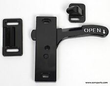 RV- Screen Door Latch Right Hand Handle Kit - Camper Motorhome Travel Trailer