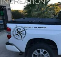 Compass Truck Decal Road Warrior Sticker Truck Graphics 4x4 Off Road Decals Rear
