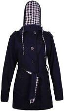 Fahrradshorts in Größe 44 Damenjacken & -mäntel aus Baumwolle mit Kapuze