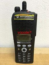 MOTOROLA XTS 2500 (8meg) UHF R2 450-512 (FPP) P25 DIGITAL MODEL III RADIO PKG.