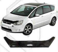 SCOUTT CAR BRA HOOD DEFLECTOR BONNET GUARD PROTECTOR for FORD GALAXY 2006-2010