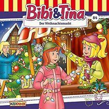 Bibi und Tina - folge 84 der Weihnachtsmarkt