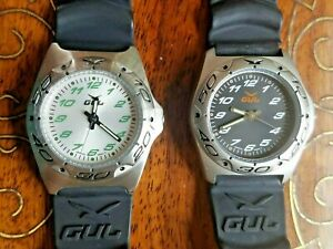 New Gul Diver-Surfer's Watch - M28, for surf, swim and sports