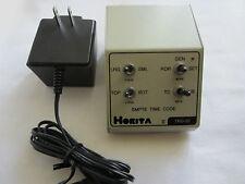 HORITA MODEL TRG-50 SMPTE LTC GENERATOR/READER/WINDOW INSERTER