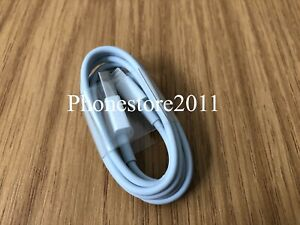 100% Official Original Genuine Apple Lightning To USB Cable