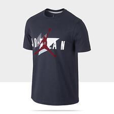 Nike Air Jordan T-Shirt Graphic sz L NEW w/ tag  X XI XII 4 5 6 7 10 max lebron