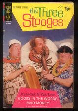 Three Stooges 53 VG Gold Key (1960)   *CBX34