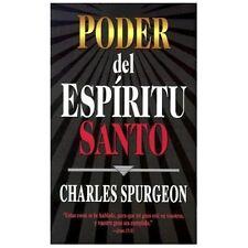 Poder del Espiritu Santo by Charles H. Spurgeon (1998, Paperback)