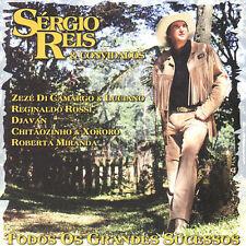 Sergio Reis E Convidados by Sérgio Reis (CD, Nov-1999, Sony)