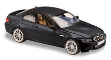 Solido 2008 BMW M3 Black 1:18**Back in Stock**Rare find! LAST ONE!