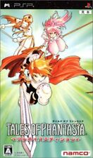 Used PSP Tales of Phantasia: Full Voice Edition  Japan Import ((Free shipping))