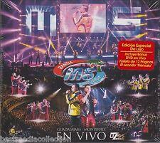 CD + DVD Banda Ms De Sergio Lizarraga CD En Vivo Guadalajara Monterey BRAND NEW