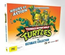 Teenage Mutant Ninja Turtles Original TV Series Ultimate Collection 4 DVD R4