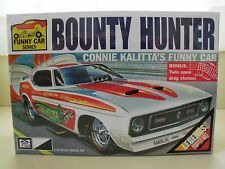 MPC - CONNIE KALITTA'S BOUNTY HUNTER FORD MUSTANG FUNNY CAR MODEL KIT (SEALED)